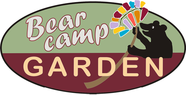 Bear Camp Garden Logo